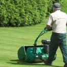 Professionally Aerated Lawn